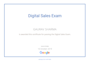 Digital Sales Expert